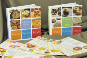 The Allergy Chef Cookbooks & Recipe Kit Cards