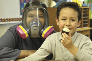 The Allergy Chef in The Classroom