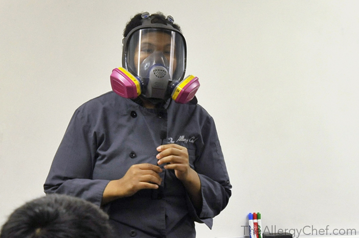 The Allergy Chef Provides Staff Training