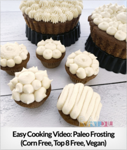 Paleo & Corn Free Frosting GF V T8 RSF