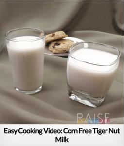 Corn & Dairy Free Milk GF V T8 RSF