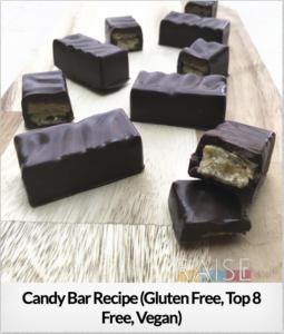 Mini Candy Bars GF V T8