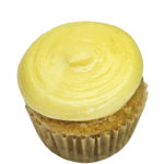 Lemon Lime Mini Cupcake, GF, V, Top 8 Free, Sesame & Rice Free