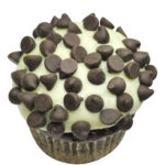 Mint Chip Mini Cupcake, GF, V, Top 8 Free, Sesame & Rice Free