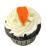 Orange Blossom Mini Cupcake, GF, V, Top 8 Free, Sesame & Rice Free